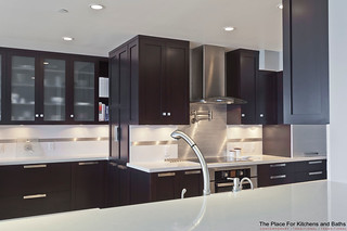 The Place for Kitchens and Baths - Transitional Kitchen