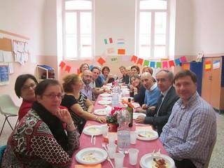 foto 4 C di Marilù Losito pranzo a scuola