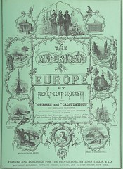 """British Library digitised image from page 295 of """"The American in Europe: being 'guesses' and 'calculations' on men and manners; made during a tour through the most important portions of Europe [With plates.]"""""""
