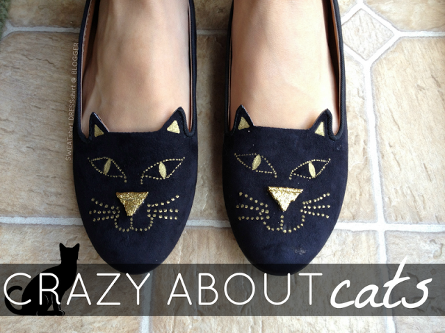 black cat flats, diy kitty loafer, charlotte olympia knockoff, diy loafer, cheap cat flats, make your own cat shoes, kitty loafer, crafts for cat lovers, gifts for cat lovers, animal loafers, uses for glitter glue