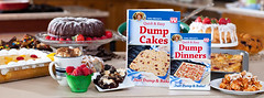 Start making delicious desserts and dinners with these new books!