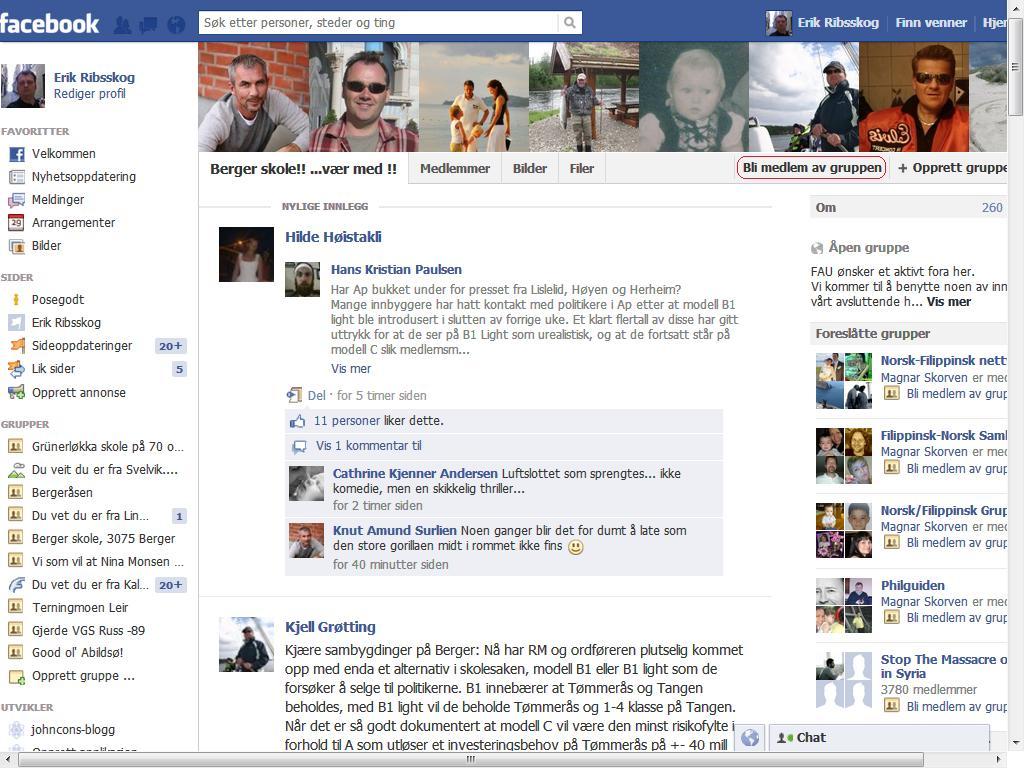 facebook surr