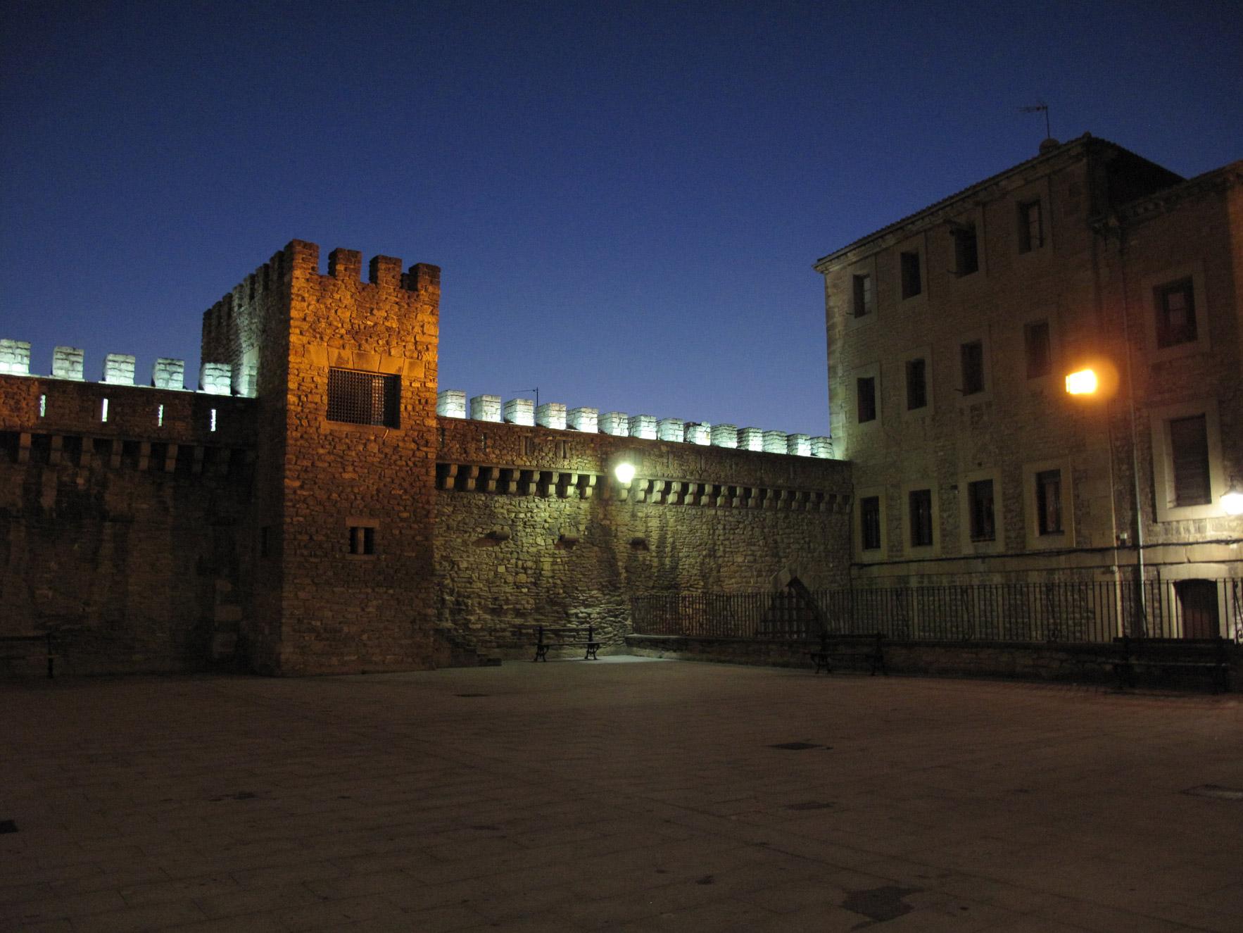 muralla vitoria_restauracion_apraiz