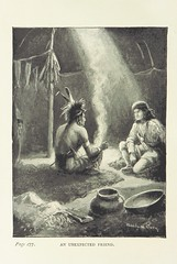 """British Library digitised image from page 202 of """"Pontiac, Chief of the Ottawas. A tale of the siege of Detroit, etc"""""""