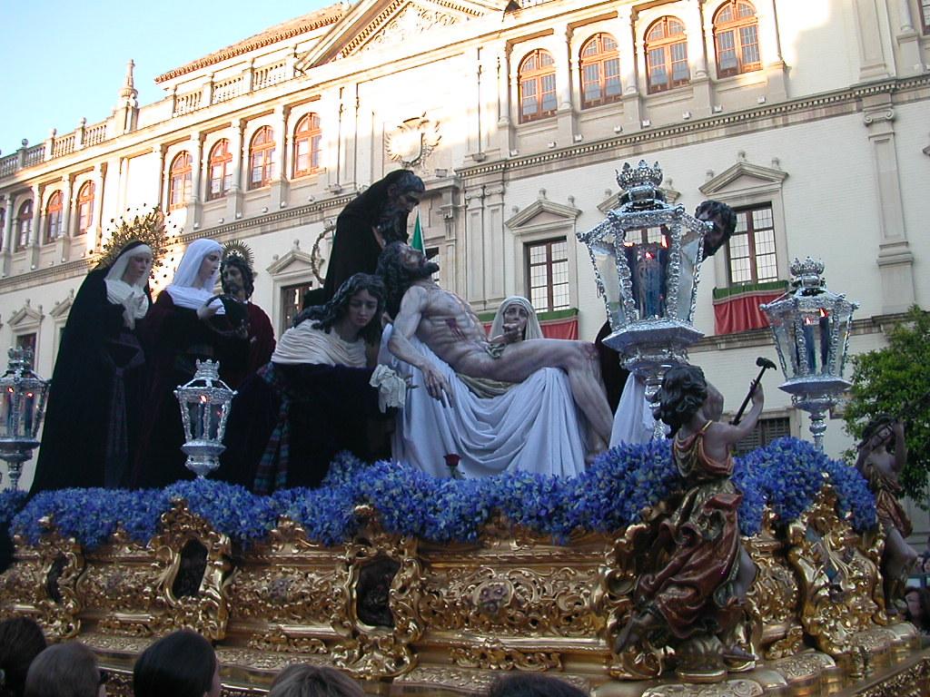Hermandad de Santa Marta, Sevilla