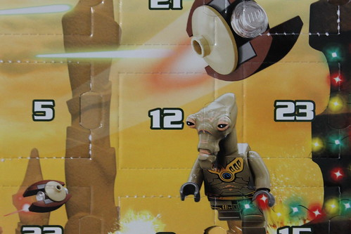 LEGO Star Wars 2013 Advent Calendar (75023) - Day 12