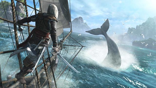 Assassin's Creed IV : Black Flag - Screenshot 4