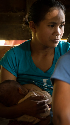 Breastfeeding saves lives by UNICEF Laos