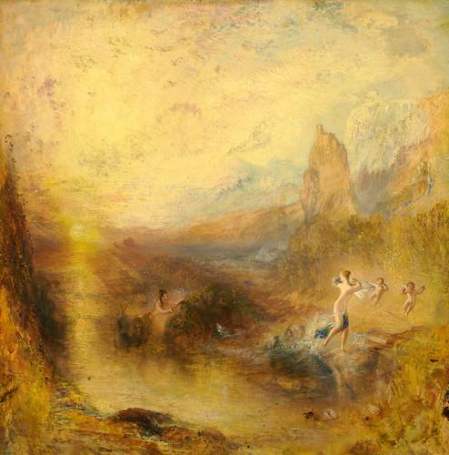landscape turner mythology fortworthtexas kimbellartmuseum