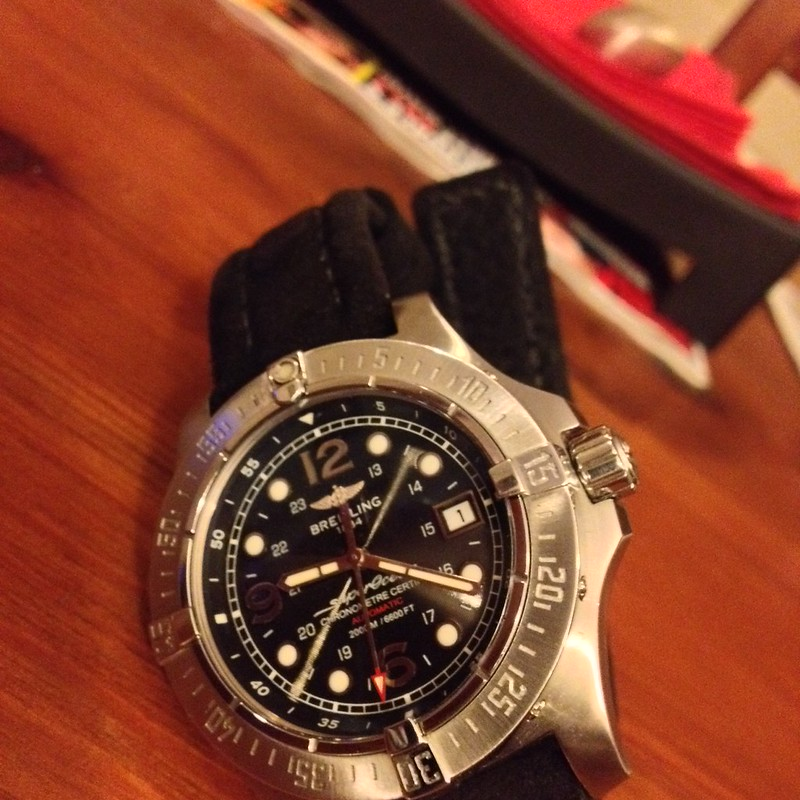 Want To Add A Breitling To My Collection But Hate