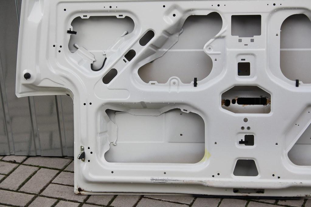 heckklappe mit fenster wei 701829105an vw t4 transporter. Black Bedroom Furniture Sets. Home Design Ideas