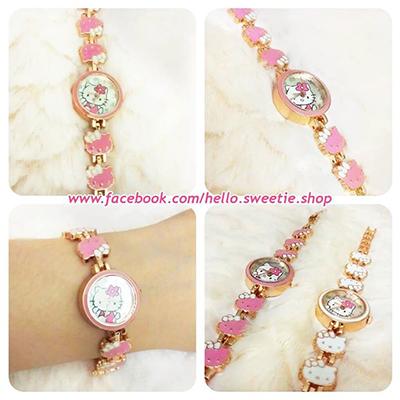 ☆ HELLO SWEETIE ☆ Đồng hồ/Phụ kiện thời trang mẫu mã chọn lọc (F21, H&M, Hello Kitty) - 9