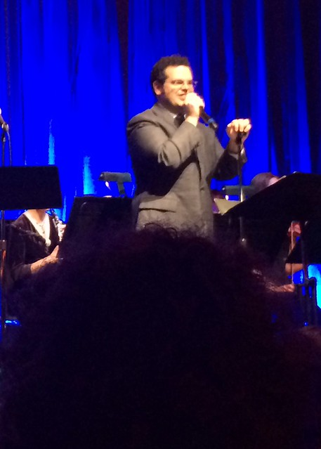 "Josh Gad sings ""In Summer"" from Disney's Frozen Live"