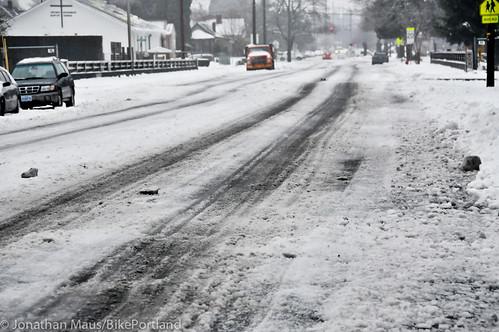 Stormy roads 2-10-14-2