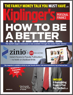 Kiplinger's on Zinio