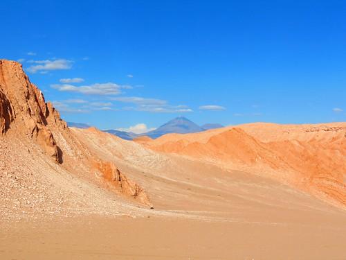 Sand Boarding in San Pedro De Atacama