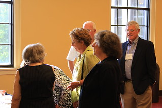 Click this photo to see more arrival photos from the 1958 AHS 50th class reunion photos from the 2008 50-year reunion