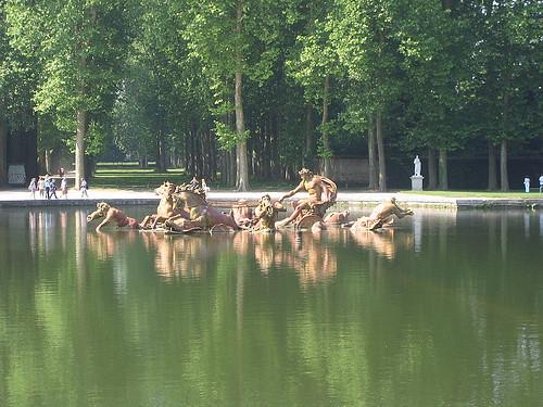 IMG_8604 - Apollo Fountain, Bassin de Apollo, Château de Versailles, 2008