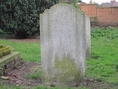 The grave of John Long IMG_6256