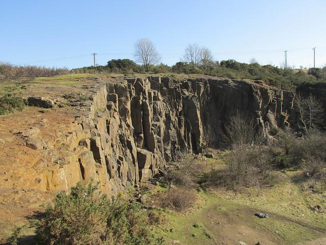 Rosyth Quarry