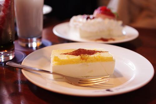 キルラキルカフェ コラボケーキ