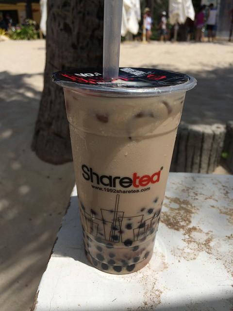 Taiwan classic pearl milk tea - Sharetea