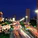 EU TENHO, NINGUÉM TEM - AVENIDA PRESIDENTE VARGAS - Rio de Janeiro Downtow  - Em dia útil com luzes dos prédio e salas ligadas e intenso trânsito da hora do rusch -  #CLAUDIOperambulando by ¨ ♪ Claudio Lara - FOTÓGRAFO