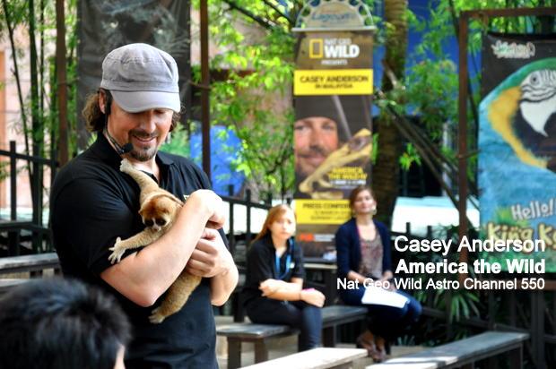 Casey Anderson America the Wild