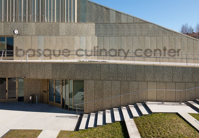 VAUMM. Basque Culinary Center #7