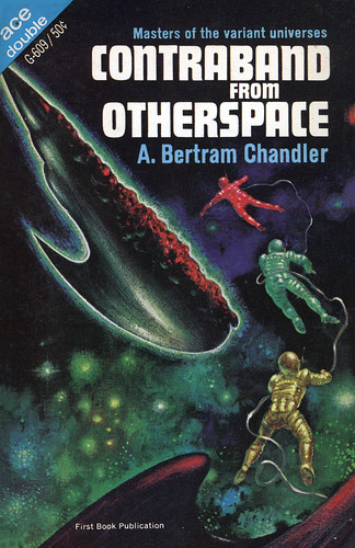 A Bertram Chandler - Contraband from Outerspace