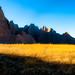 Small photo of Badlands: South Dakota