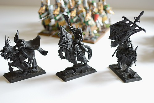 [High-Res] High Elves Characters Primed