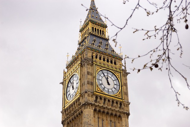 Big Ben | Travel | My First Trip to London Town