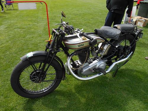 1930 Norton Model 20 Motorcycle