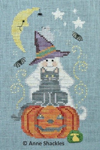 Waxing Moon Designs-Halloween Short Stack