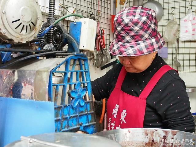 羅東小吃:北海肉羹&市場口冰
