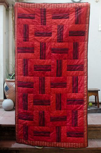 The full quilt