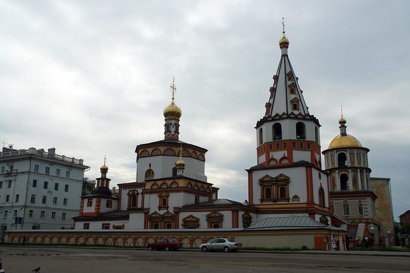 Catedral de la Epifanía de Irkutsk Irkutsk, la venecia siberiana de Rusia - 13831221175 9a2b04ddef c - Irkutsk, la venecia siberiana de Rusia