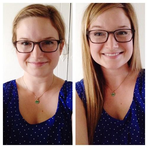 Warby Parker try-ons | yourwishcake.com