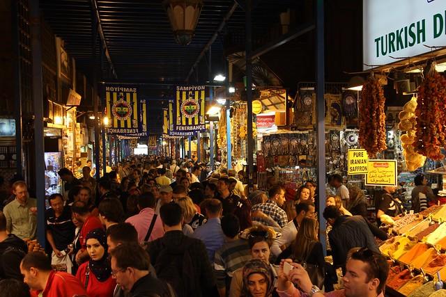 140 - Mısır Çarşısı (Bazar de las Especias)