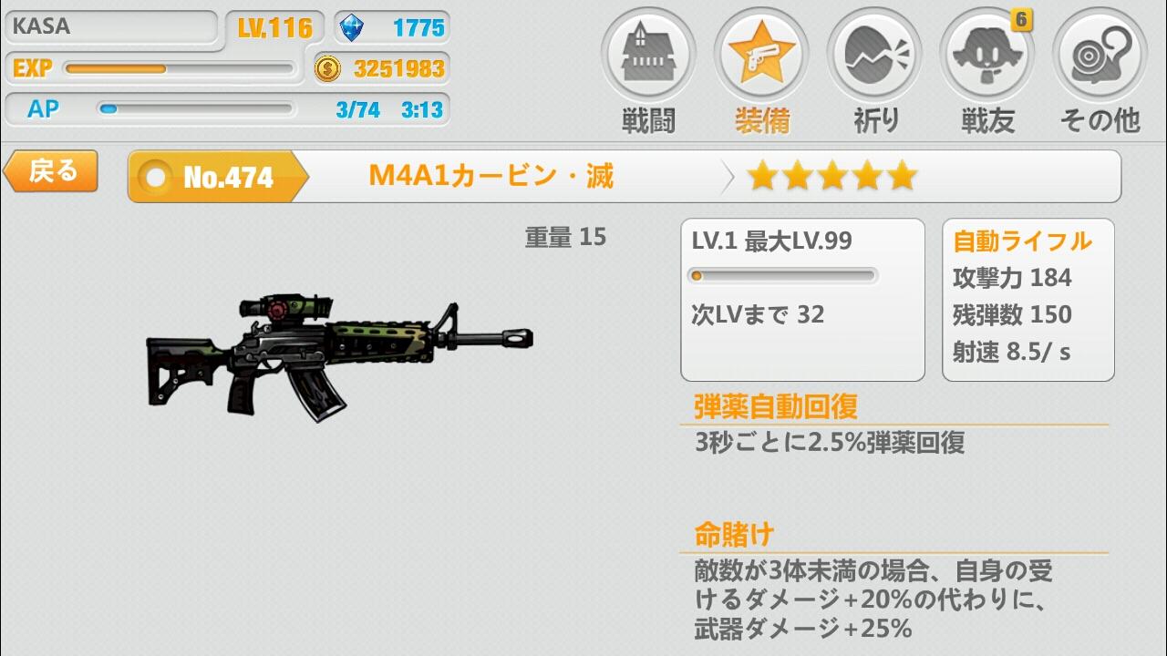 M4A1・突