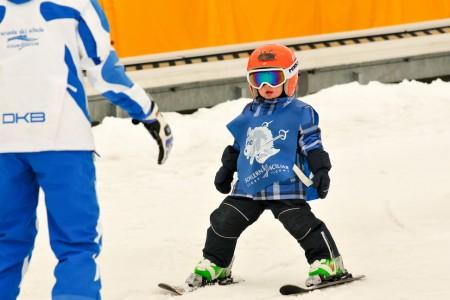 Děti poprvé na lyžích: postřehy dlouholetého trenéra