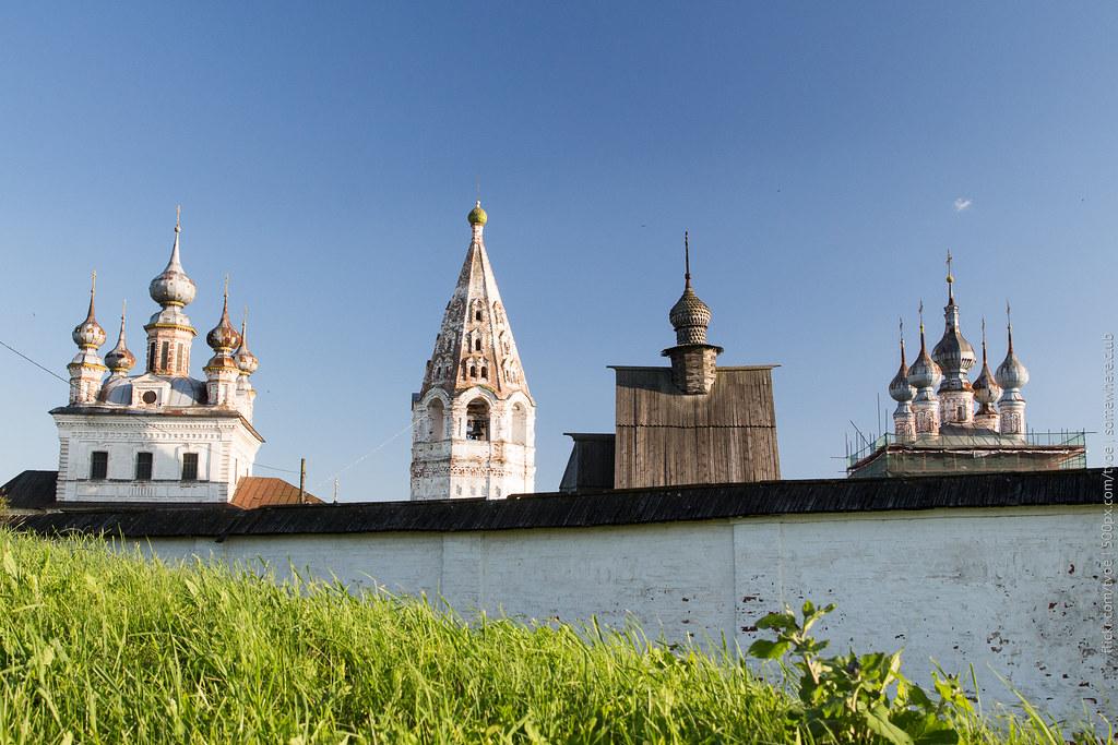Михайло-Архангельский монастырь в Юрьеве-Польском
