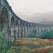 Glenfinnan Viaduct by Lil Bavvers