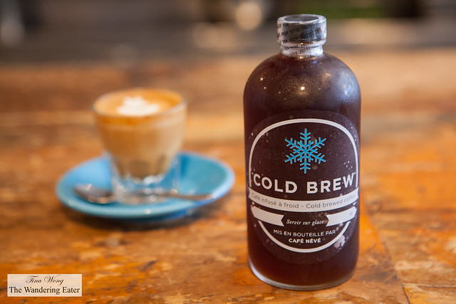 Cold brew at Café Névé