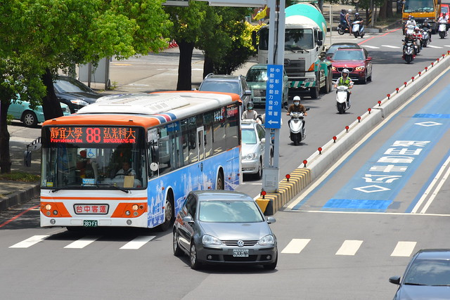 台中公車88路最末日