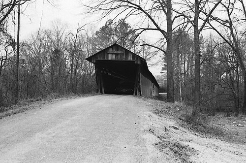 Nectar Covered Bridge / P1983-0213a057-19