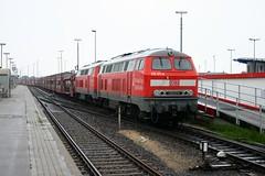 Baureihen 215, 225