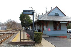 Kensington Railroad Station