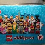 第16 人是誰呢?!!LEGO®【人偶抽抽樂第十七彈】LEGO® Minifigures Series 17